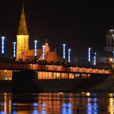Panorama Kaunas nakti 32165